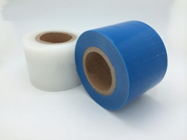 Barrier film blue
